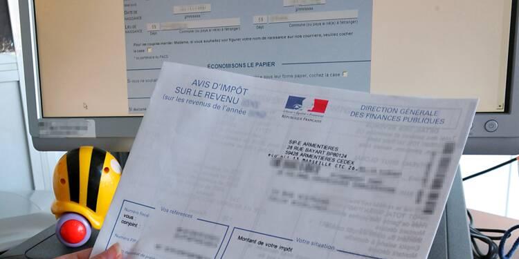 Impôts : 60% des Français ont déclaré leurs revenus 2017 sur internet