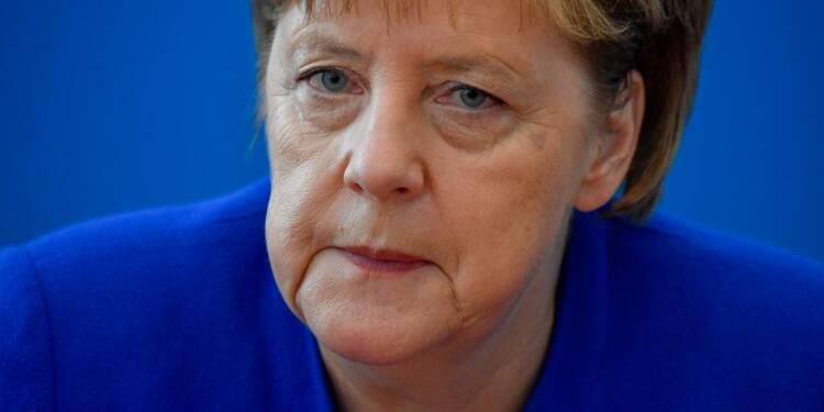 Migrants: le gouvernement Merkel suspendu à d'ultimes pourparlers