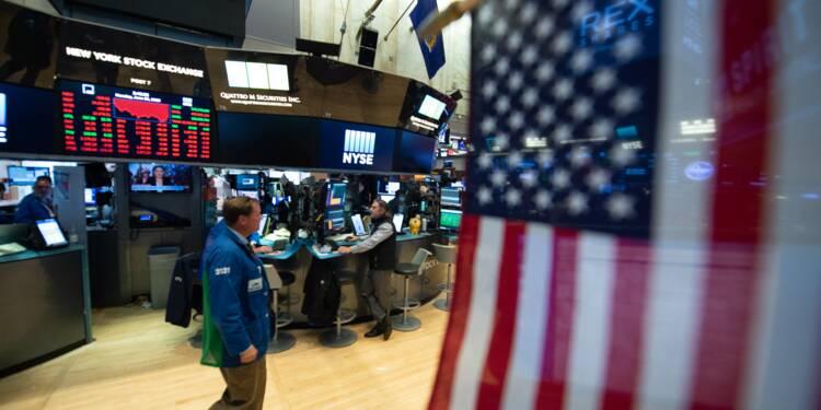 Wall Street en hausse, le Dow Jones dynamisé par le pétrole