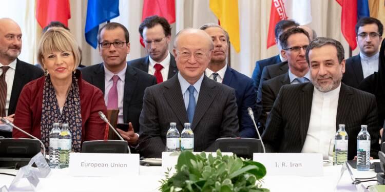 Réunion des Etats membres de l'accord nucléaire vendredi à Vienne