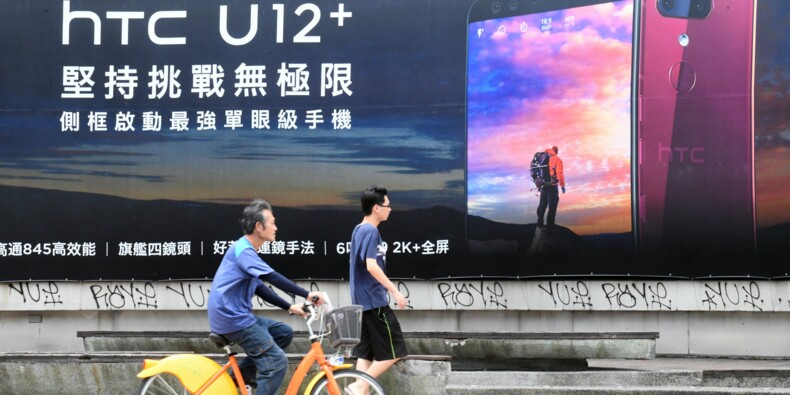 Taiwan: le fabricant de smartphones HTC va supprimer 1.500 emplois