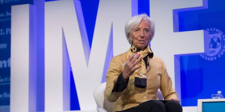 Le FMI exhorte Washington à cesser ses mesures protectionnistes
