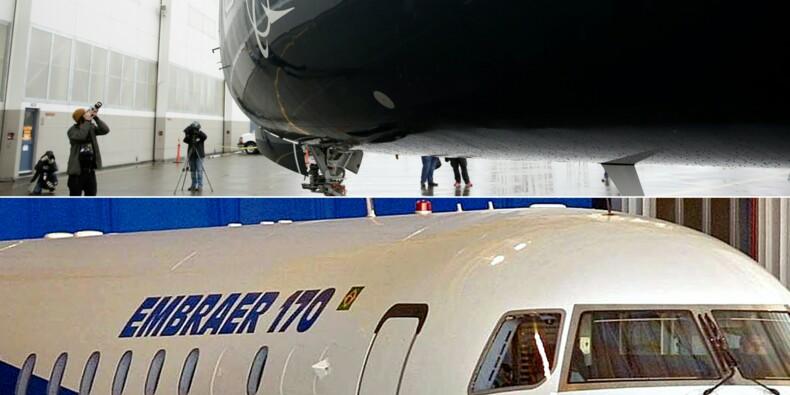 Boeing met la main sur les avions commerciaux du brésilien Embraer