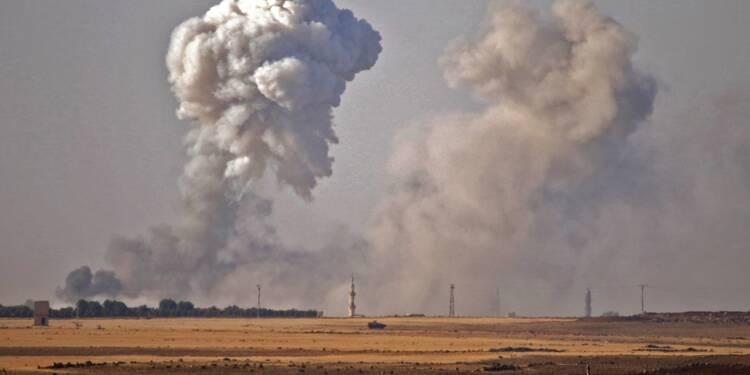 Syrie: frappes d'une intensité inédite sur Deraa