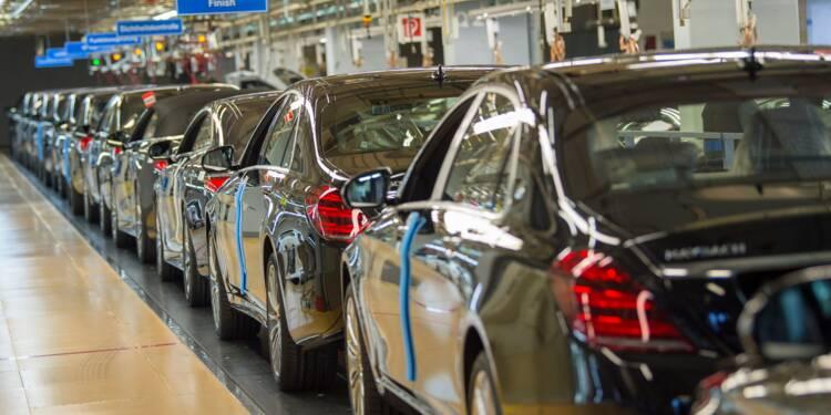Automobile: l'Union Européenne doit rester unie face à Trump, selon Bercy