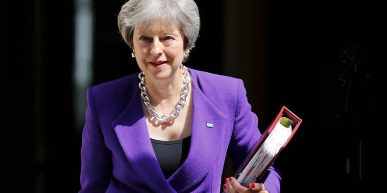 """Londres propose une """"zone de libre échange"""" avec l'UE pour l'après-Brexit"""