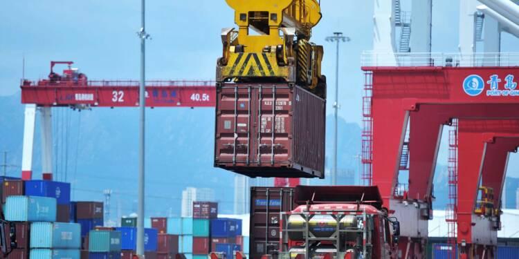 Guerre commerciale: Pékin impose des taxes douanières de rétorsion aux importations américaines