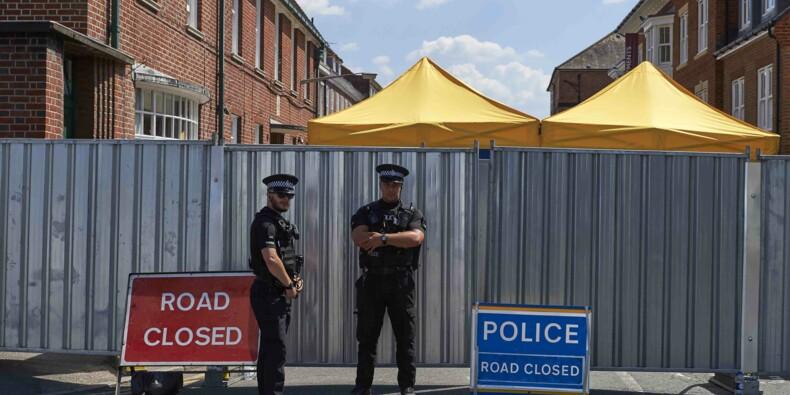 Novitchok: la police britannique ne peut exclure d'autre victime