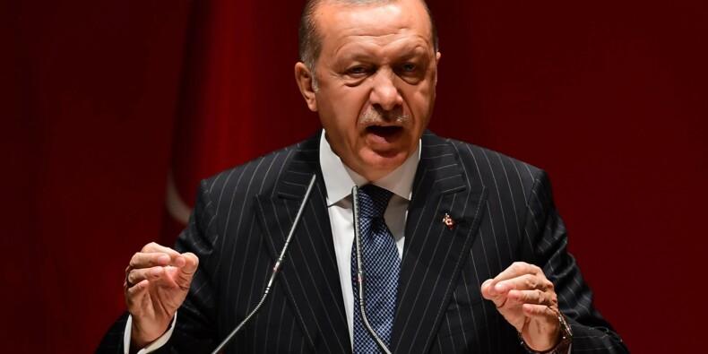 Turquie: pouvoirs élargis et gouvernement resserré pour Erdogan