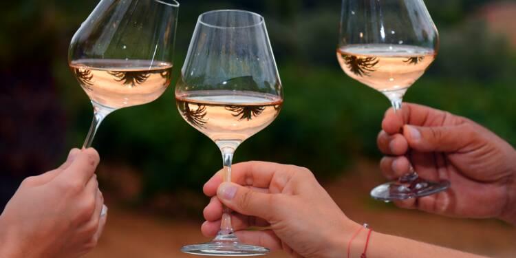 Des millions de litres de rosé espagnol vendus pour du vin français