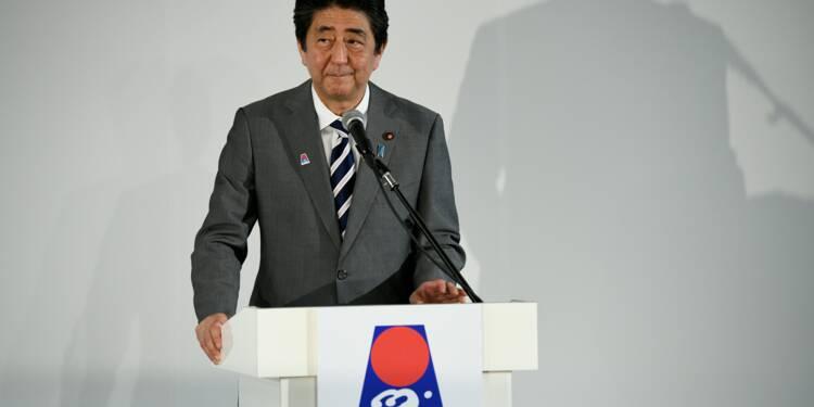 Intempéries au Japon: Abe annule une tournée dans quatre pays (médias)