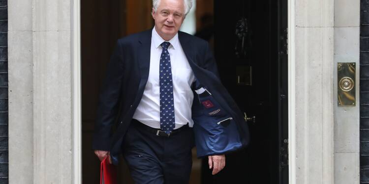 GB: Le ministre du Brexit David Davis a démissionné