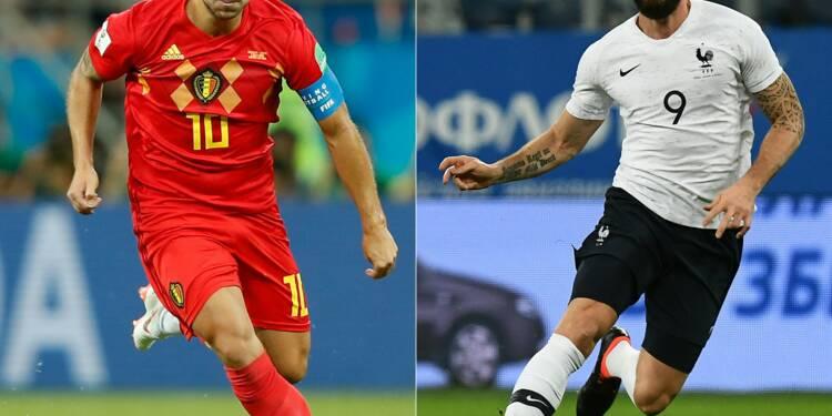 Mondial-2018 - France-Belgique: retrouvailles entre amis, consécration finale pour une génération