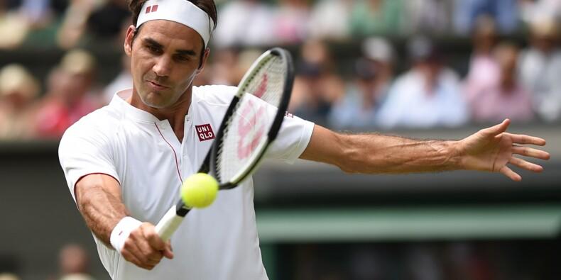 Wimbledon: Roger Federer toujours apte pour le service