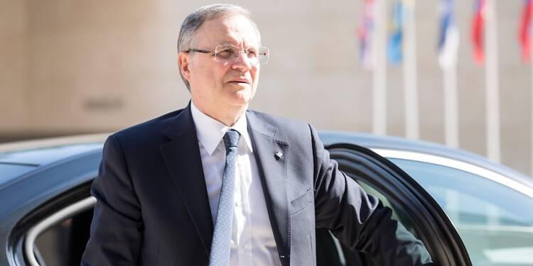 Le gouverneur de la Banque d'Italie appelle le nouveau gouvernement à la prudence