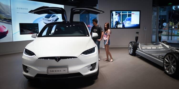 Tesla ignore Donald Trump et construit une méga-usine à Shanghai