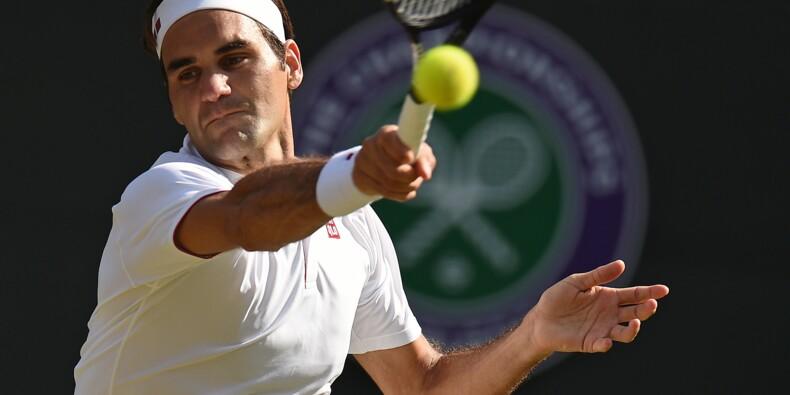 Wimbledon: Federer détrôné, une occasion pour Nadal l'insubmersible