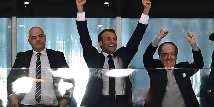 Effet Mondial pour Macron ? L'exécutif tout en retenue