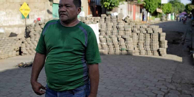 Au Nicaragua, revivre les horreurs de la guerre civile