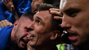 Mondial-2018: un photographe de l'AFP enseveli sous la célébration des Croates