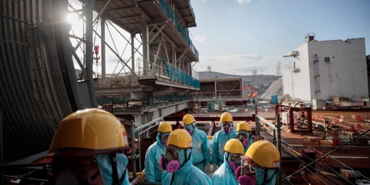 """Japon: des entreprises ont utilisé des """"apprentis"""" étrangers pour décontaminer Fukushima"""