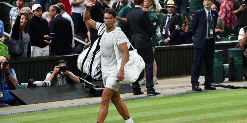 Wimbledon: Djokovic-Nadal suspendu, Anderson en finale mais à quel prix...