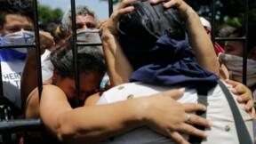 Nicaragua: nuit de terreur pour les étudiants assiégés dans une Eglise