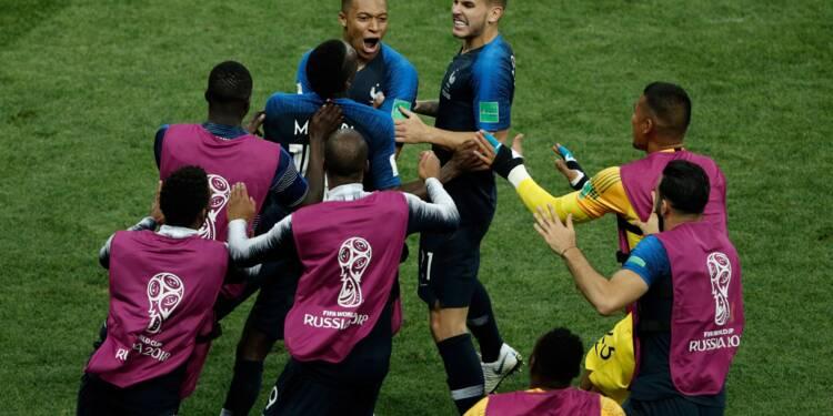 Coupe du monde : l'équipe de France décroche sa deuxième étoile. Et quel panache !