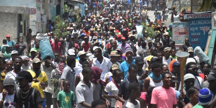 """Haïti: le nouveau gouvernement devra """"soulager la misère"""""""