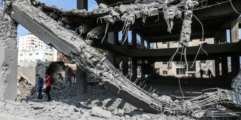 Gaza-Israël: calme fragile après la pire confrontation armée depuis 2014