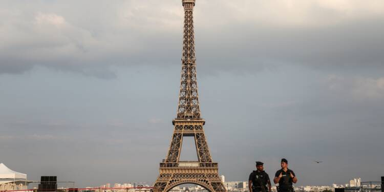Mondial: plusieurs milliers de forces de l'ordre mobilisées en France
