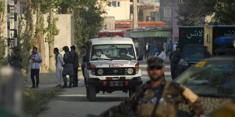Attentat-suicide de l'EI à Kaboul à la sortie des bureaux, au moins sept morts