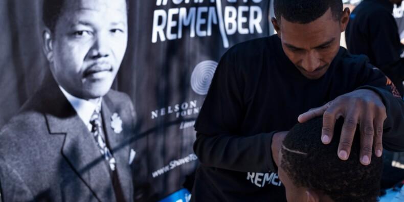 L'Afrique du Sud célèbre avec Obama la mémoire de Mandela