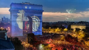 """Mondial-2018: La France exulte, emportée par sa """"deuxième étoile"""""""