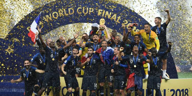 Mondial-2018: TF1 a enchaîné les records d'audience