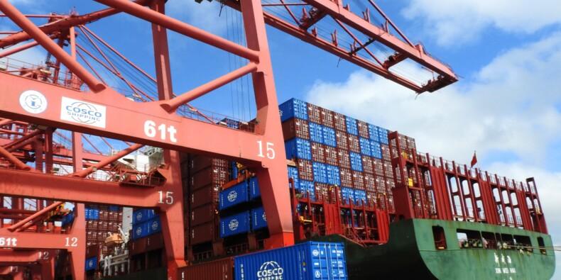 L'économie chinoise entre affaiblie dans le conflit commercial