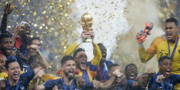 Mondial-2018: la France attend le retour de ses héros