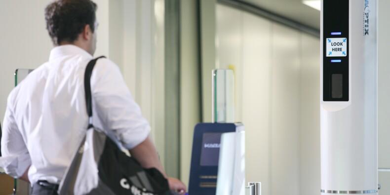 L'aéroport de Nice inaugure un système de reconnaissance faciale