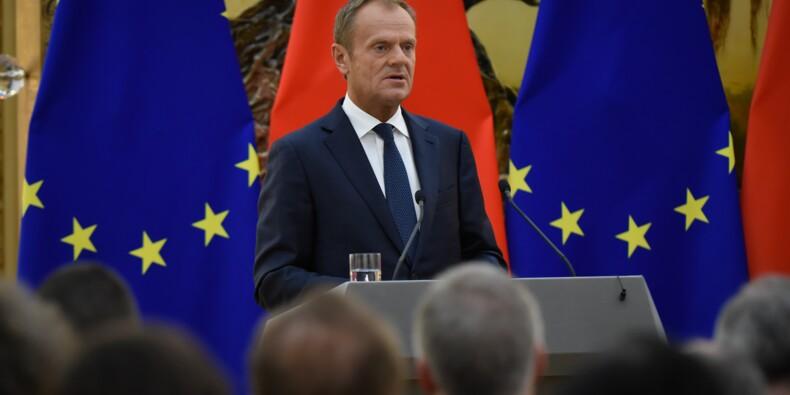 """Commerce: l'UE exhorte Chine, Russie et USA à """"éviter le chaos"""""""