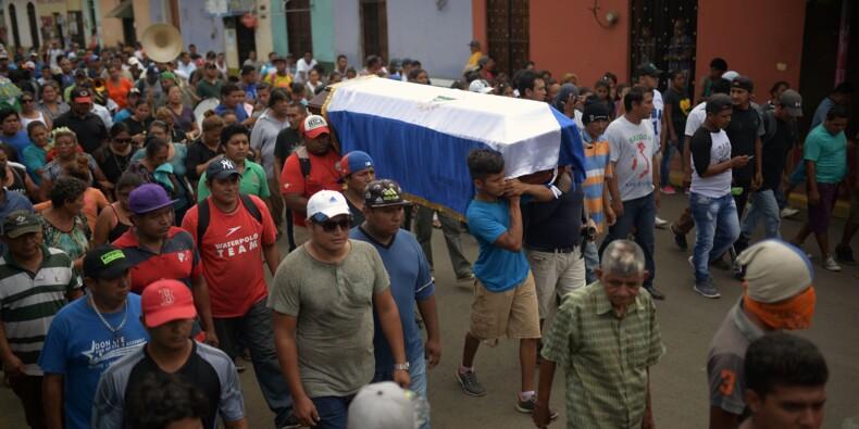 Nicaragua: intensification des pressions diplomatiques sur Ortega