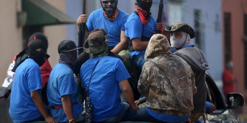 Au Nicaragua, les forces pro-Ortega asseoient leur contrôle sur Masaya la rebelle