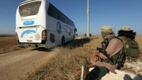 Syrie: préparatifs pour l'évacuation des deux dernières localités assiégées