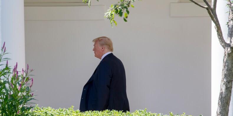 Donald Trump rompt avec la tradition et sermonne la Fed