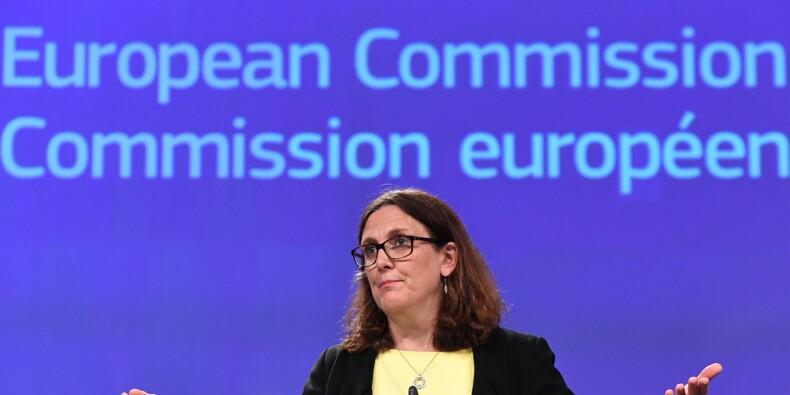 L'UE prépare des contre-mesures en cas de taxes américaines sur ses voitures