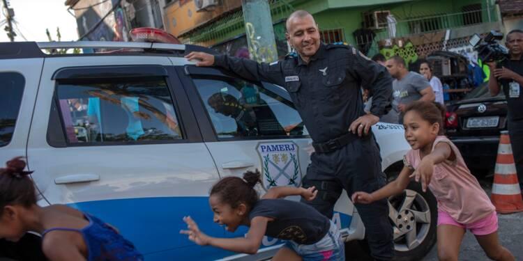 """L'échec de la """"pacification"""" des favelas bientôt à l'écran au Brésil"""