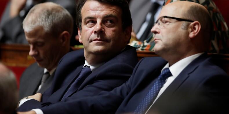 Soupçons de fraude fiscale: la garde à vue de Thierry Solère levée