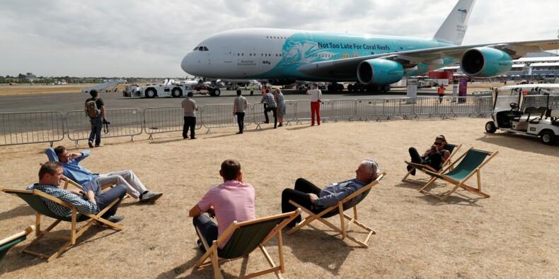 Farnborough: l'omnipotence d'Airbus et Boeing pourrait durer