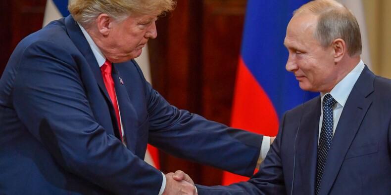 Après Helsinki, Trump invite Poutine à Washington