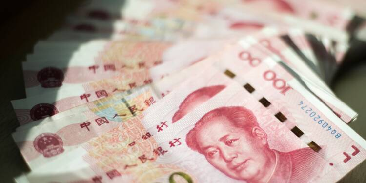 Chine: la chute du yuan atténue l'impact de la guerre commerciale