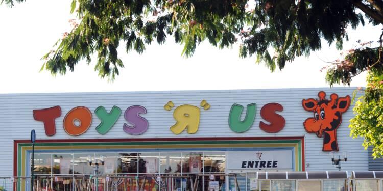 Toys'R'Us France tombe dans l'escarcelle d'un fonds et de la famille Mulliez